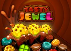 Tasty Jewel - العاب تيوب Free Girl Games, Games For Girls, Your Crush, Online Games, Fun Games, Arcade, Birthday Candles, Tasty, Jewels