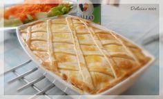 Torta de queijos - Delícias 1001Delícias 1001