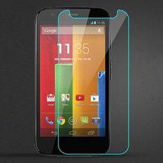 Escudo de guarda de filme de protetor de ecra de vidro temperado de Motorola Mot: Bid: 8,40€ Buynow Price 7,98€ Remaining 08 dias 07 hrs