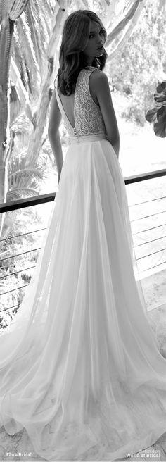 Flora Bridal 2016 Wedding Dress
