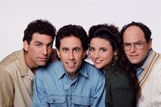Seinfeld cast, 1990 #Seinfeld