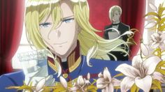 Victor is literally Tamaki if he was an actual king omg