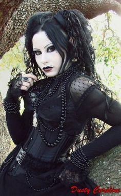images of lady ophelia gothic model | goth gothic girl gothic fashion Gothic Dress gothic skirt Gothic Model ...