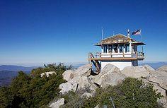 Tahquitz Peak, San Jacinto State Park, Southern California (8,800 ft up!)
