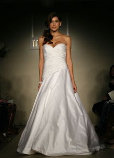 Tara Keely Bridal Gowns, Wedding Dresses Style tk2714 by JLM Couture, Inc.