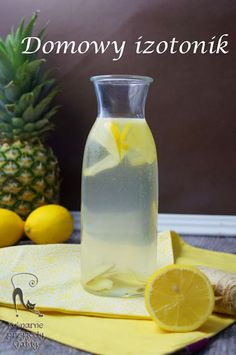 Healthy Recepies, Dessert, Mojito, Food Design, Liquor, Pineapple, Remedies, Food And Drink, Fruit