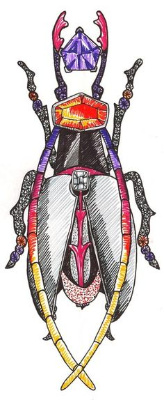 Escarabajo Lorenz Bäumer // Lorenz Bäumer Beetle