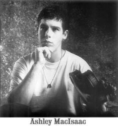 Ashley MacIsaac - A young Ashley