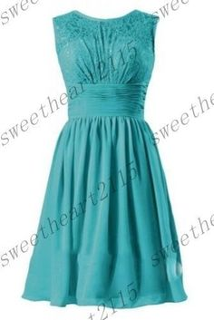 New-Lace-Short-Evening-Ball-Gown-Party-Prom-Bridesmaid-Dress-Stock-Size-6-22