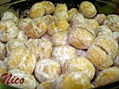 NUCI UMPLUTE Peach Cookies, Pretzel Bites, Scones, Ale, Ice Cream, Romani, Bread, Baking, Ethnic Recipes