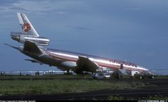 Hawaiian Airlines McDonnell Douglas DC-10-10 aircraft picture
