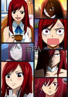 Fairy Tail Erza