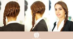 Peinado Trenzas - Hair Braid