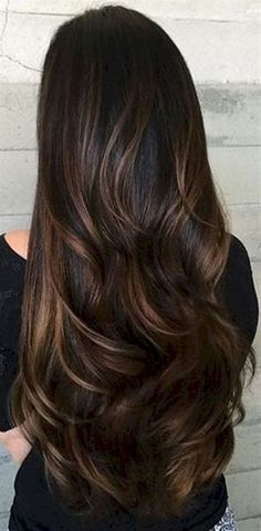 Beautiful hair color ideas for brunettes (51)