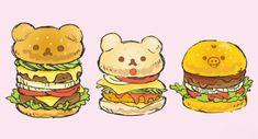 April 23 2020 at Cute Food Drawings, Mini Drawings, Kawaii Drawings, Cool Drawings, Cute Characters, Disney Characters, Rilakkuma Wallpaper, Food Sketch, Unicorns And Mermaids