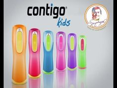 Wonderchef | Contigo | Bottles & Mugs for Kids..  Give your child a stylish water bottle with spill proof technology and many other great features.