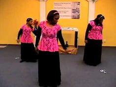 Break Every Chain Praise Dance by Infinite Praise Dancers