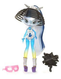 Una Verse from the Novi Stars doll line. Reaper Drawing, Novi Stars, Brat Doll, Monster High Art, Stars Play, Cute Alien, Star Wars, Monster Dolls, Alien Creatures