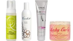 Alcohol-free products to give your hair some great Curl definition