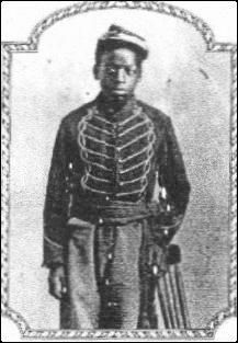 A.H. Johnson served at the age of 15 as the drummer boy in the 54th Mass Regiment.