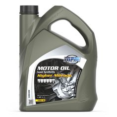 This 5L MPM motor oil has been specially developed to delay the ageing process as well as oil leaks through cracked rings, oxidation and higher fuel consumption in engines with a high mileage and as a result to extend engine life. Meets the requirements API: SL/CF