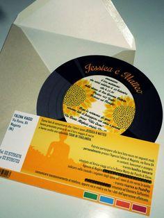 Music theme invitations ticketone