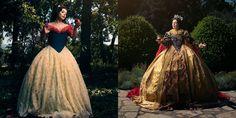 Photographer Beautifully Reimagines Disney Princesses Grown Into Queens
