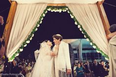 Ilana e Luiz - Casamento Judaico no MAM Rio - Fotos: Dueto Fotografia