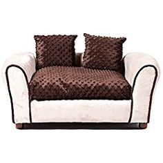 Keet Westerhill Pet Sofa Bed, Khaki, Medium