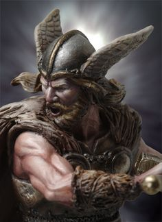 Thor - Andreas Miniatures