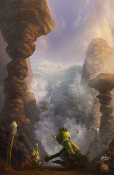 Disaster #Warcraft Thousand Needles