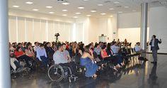 Atiende Secretaría de Trabajo a personas con discapacidad