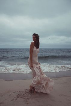 REVOLVE The Slip Dress - Montauk, New York ☁️ // by Jessica Stein - Tuula