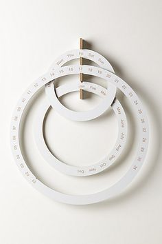 Perpetual Ring Calendar. @Alicia Garcia @Karli Brooke maybe we could make one of these sometime?
