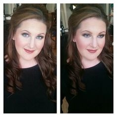 Someone was super cute last night during @weddingopera gala last night!  #twogala2015 #wedding #torontowedding #transformation #airbrushmakeup #torontomakeupartist #durhamregionbride #downtownwhitby #makeupstudio #bridal #engagedintoronto #hairwaves none of the makeup or facial features have been altered.