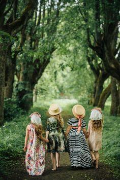 Royal Garden – Gorgeous spring 2015 kids fashion from Aristocrat Kids