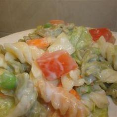 Macaroni Garden Salad Allrecipes.com