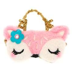 Shop Claire's for the latest trends in jewelry & accessories for girls, teens, & tweens. Find must-have hair accessories, stylish beauty products & more. Cute Sleep Mask, Minnie Mouse Cookies, Unicorn Room Decor, Unicorn Fashion, Claire's Accessories, Baby Alive Dolls, Lol Dolls, Back Strap, Mask For Kids