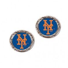 ~New York Mets Earrings Post Style~ backorder