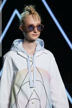 Marc by Marc Jacobs (Spring-Summer 2015) R-T-W collection at New York Fashion Week (Details)  #MarcbyMarcJacobs #NewYork