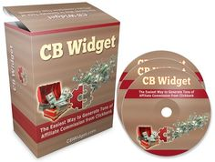 CB Widget Clickbank Software Review - CB Widget Software enable you to create highly converting, professional looking slider ad widgets with clickbank affiliate products.