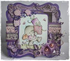 Noor! Design stans Roses 6002/0347 hoek door Joyce Martens