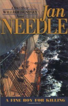 A Fine Boy for Killing (The Sea Officer William Bentley Novels) by Jan Needle http://smile.amazon.com/dp/0935526862/ref=cm_sw_r_pi_dp_kZIzwb0XM386J