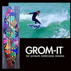 Congratulations to our January contest Winners!  Photo Winner Danyon Lythgow New Zealand  Board Art Winner Carlos Guerrero Texas.  Thanks to everyone who voted and to all our entrants!  This month's contests are ON so get your Board Art Photo or Video entries in today at http://WWW.GROM-IT.COM...you just have to be 14 or older and you can enter any of our contests this month even if you've entered before. ALL BOARDSPORTS WELCOME: #surfing #longboarding #skateboarding #snowboarding…