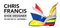 Chris Francis | The Art of Shoe Design | at #CAFAM