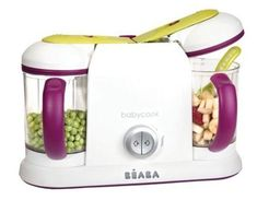 New parents can make their own baby food with this device, which has the ability to steam, blend, warm, and defrost food. Get one here for $174.95.