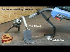 Beginners Guide To Welding Metal - Tools And Tricks Club Welding Classes, Welding Jobs, Diy Welding, Welding Table, Metal Welding, Welding Aluminum, Welding Crafts, Metal Projects, Welding Projects