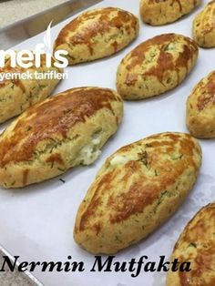 No Dairy Recipes, Raw Food Recipes, Snack Recipes, Cooking Recipes, Vegetarian Appetizers, Vegetarian Recipes, Turkish Kitchen, Butter, Food And Drink