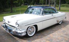 1954 Lincoln Capri 2Dr. H.T. Coupe.