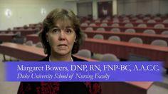 The Cardiovascular Concentration at Duke - featuring NCNA member Midge Bowers Nursing Career, Duke University, News, Youtube, Youtubers, Youtube Movies